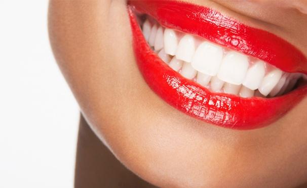 Помада для белых зубов