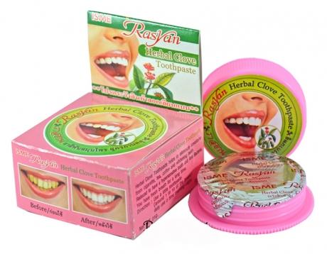 Тайская отбеливающая зубная паста
