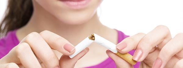 Зубы желтеют от сигарет
