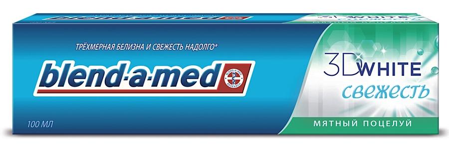 Blend A Med 3D White паста